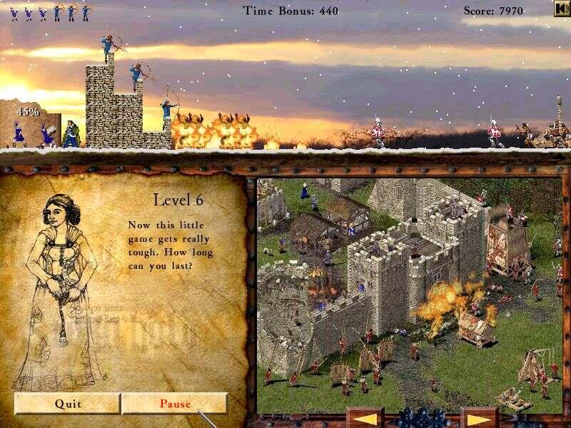 Seria Castle Attack - Stronghold.Net.pl