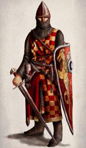 Normandzki rycerz